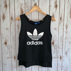 adidas Tops - Adidas Athletic Jersey Tank Top